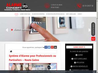 Système d'Alarme pour Particuliers à Haute-Saône