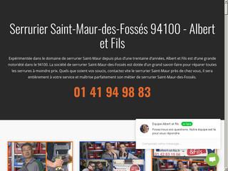 Serrurier Saint-Maur-des-Fossés