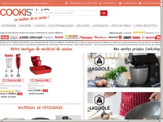Cookshop, 300 marques cooking en ventes privées!