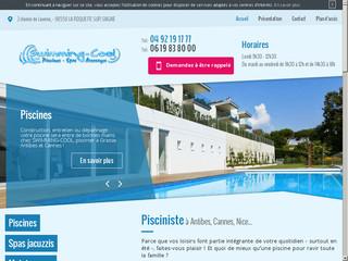 Pisciniste Cannes, Mandelieu-la-Napoule