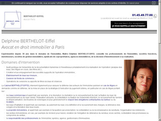 Cabinet avocat fonds de commerce Paris 6 | Droit immobilier