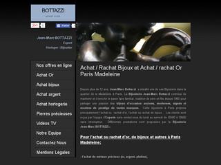 Achat Bijoux Bottazzi