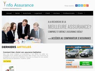 portail d'informations sur les assurance