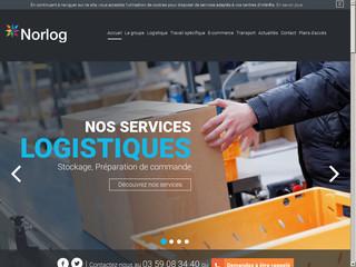Logistique e-commerce dans le Nord, Belgique - Groupe Norlog