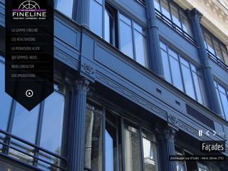 Fineline – solutions style atelier artiste acier