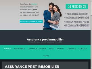 Assurance pret immobilier pas cher