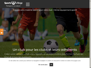 Sports village – boutique club natation