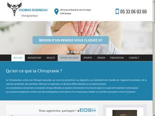Chiropracteur pour femme enceinte à Bordeaux