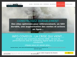 Agence référencement Nantes WEB
