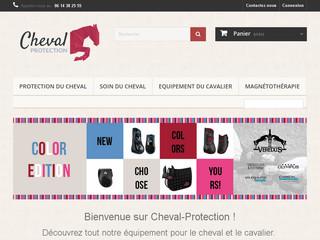 Cheval Protection: équipement pour cheval et cavalier de Veredus