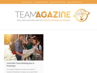 Team building et bien-être au travail