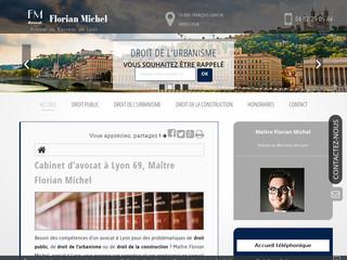 Avocat spécialisé en droit de l'urbanisme à Lyon
