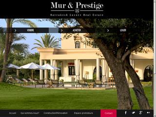 Achat demeure de prestige Marrakech