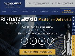 Web Big Data Toronto