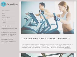 Curvesbruz, votre guide sur les club de fitness