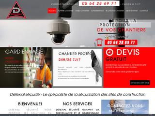 Gardiennage de chantier à Bordeaux