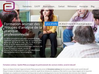 Epsilon Mélia, Organisme de Formation Continue. Secteurs Social et Médico-Social
