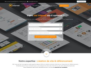 creation de site internet 91