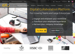 Plateforme collaborative