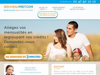 NOUVEAU PRET avec vous pour réussir votre regroupement de crédit