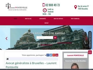 Avocat en droit des baux à Bruxelles