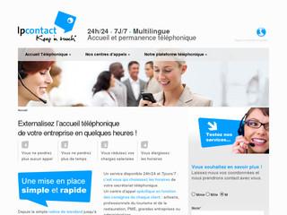 Centre d'appel Français Ipcontact