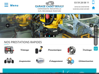 Révision de votre voiture à Boulogne-sur-Mer