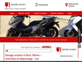 Atelier spécialisé pour les 2 roues à Paris