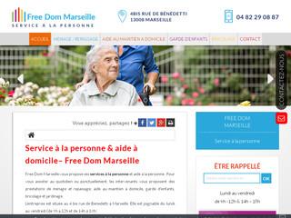 Service à la personne à Marseille