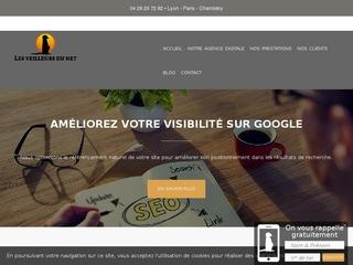Agence de communication web Les Veilleurs Du Net