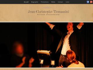 JC Tomassini Magicien Lyon