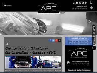 Carrosserie Auto APC à Herblay