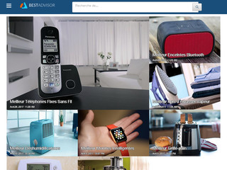 BestAdvisor: Guide des achats en ligne