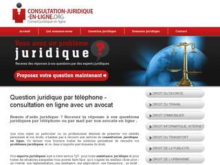 Consultation juridique : avocats et conseillers juridiques en ligne