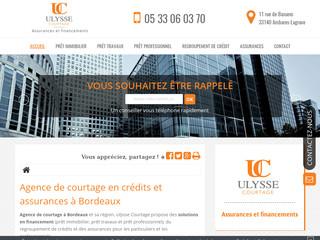 Courtier en prêt professionnel à Bordeaux