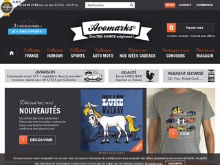Tshirts originaux Avomarks