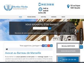 Votre avocat au Barreau de Marseille