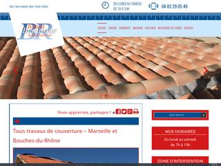 Ravalement façade à Marseille - Beautour Couverture