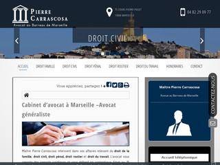 Avocat spécialisé accident de la Route à Marseille