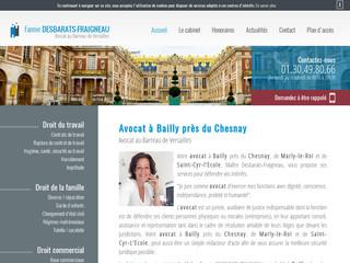 Avocat droit du travail Le Chesnay