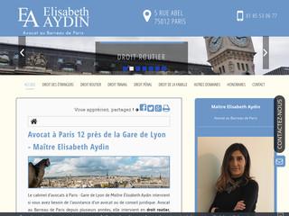 Avocat spécialiste des délits routiers à Paris 12