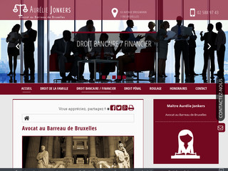 Avocat spécialiste en droit de la famille à Bruxelles