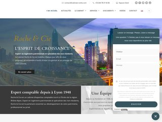 Cabinet Roche & Cie, Expert-Comptable à Lyon