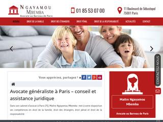 Avocat en droit pénal à Paris