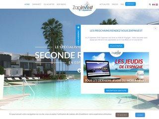 Zapinvest: le spécialiste belge de l'immobilier en Espagne