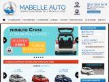 Mabelle auto - Location voiture sans permis Aixam à Lille (59)