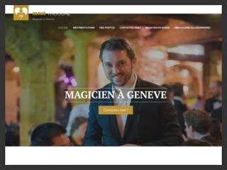 Magicien mentaliste à Genève et en Suisse