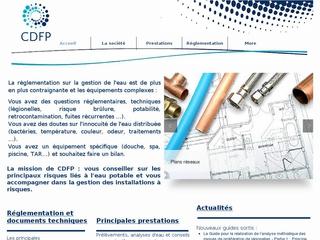 Entreprise CDFP Lyon