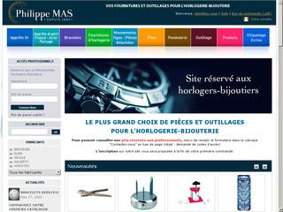 Fournitures - Horlogerie - Bijouterie - Philippe Mas