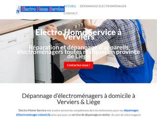 Dépannage électroménager à Verviers et Liège